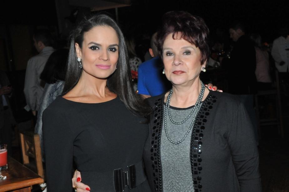 Fernanda Pintor e Cidinha Pintor