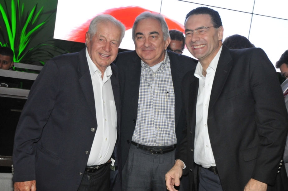 Fernando Stecca Filho, Musse Stefan e Vitor Lippi