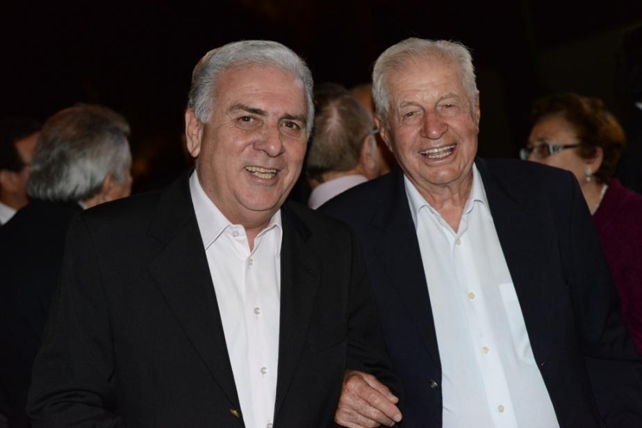 Geraldo Caiuby e Fernando Stecca Filho