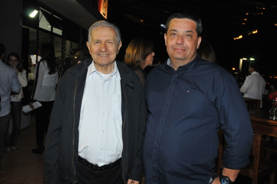 Laelso Rodrigues e Alexandre Oliveira
