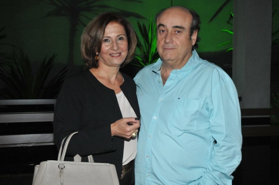 Teresa Rosas e João Rosas