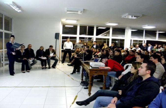 Construtora Alavanca entrega apartamentos do Ecoclube aos compradores.
