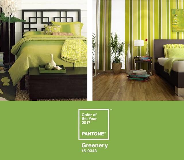 Resultado de imagem para cor Greenery decoração
